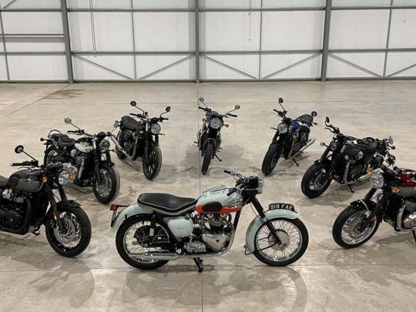 Triumph Bonneville ปี 2021 ย้อนยุคยิ่งขึ้นไปอีก