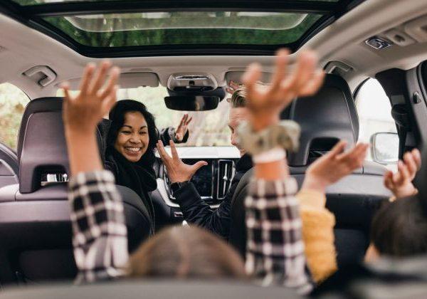รถ Road Trip ที่ดีที่สุด 12 คันในปี 2021