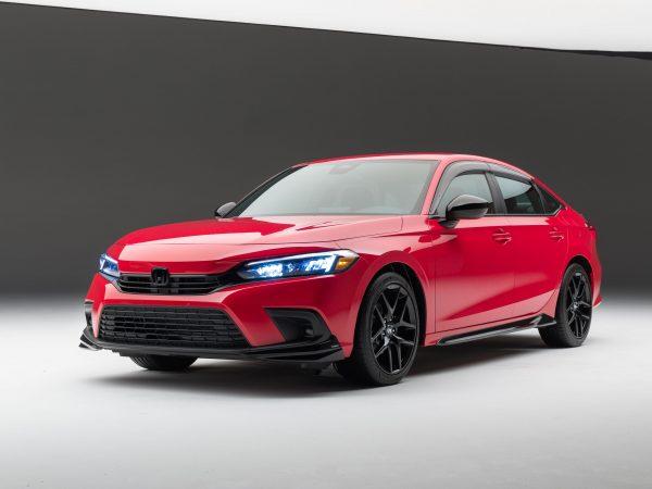 Honda เปิดตัว Civic ใหม่บน Twitch!