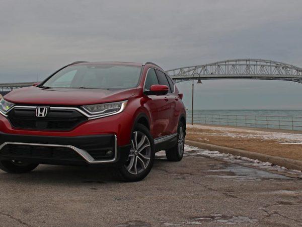 รีวิว Honda CR-V Touring 2020   ขุมพลังของฮอนด้าในทุกเส้นทาง
