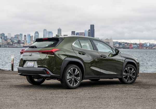 2019 Lexus UX : รถ Lexus มือสองที่ดีที่สุดในปี 2021