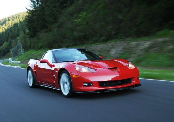 2008 Chevrolet Corvette : รถหรูมือสองราคาไม่เกิน20,000เหรียญสหรัฐ