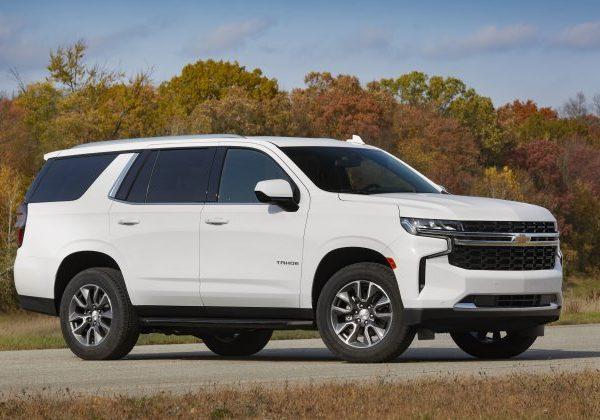 2021 Chevrolet Tahoe: รถยนต์ดีเซลที่ดีที่สุดของปี 2021
