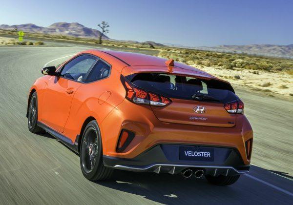 2021 Hyundai Veloster : รถแฮทช์แบคที่ดีที่สุดสำหรับปี 2021