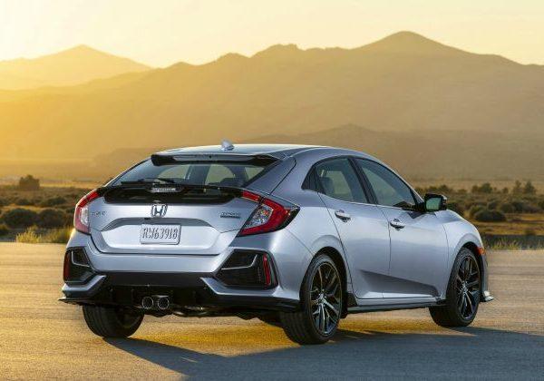 2021 Honda Civic : รถแฮทช์แบคที่ดีที่สุดสำหรับปี 2021