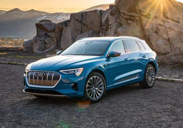 2019 Audi e-tron รถยนต์ไฟฟ้ามือสองที่ดีที่สุดในปี 2021