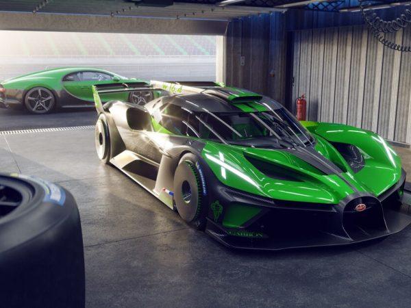 รูปลักษณ์แรกของ Bugatti Bolide: ไฮเปอร์คาร์ที่บ้าคลั่งสำหรับคนรวยอย่างบ้าคลั่ง