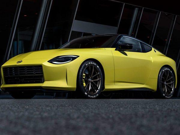 2022 Nissan Z เตรียมเปิดตัว 17 สิงหาคมนี้