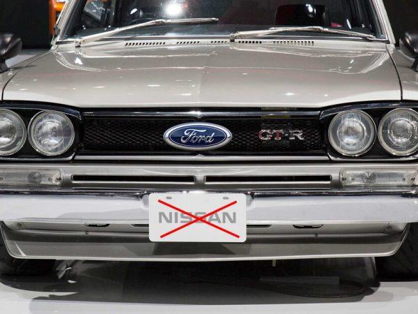 """Ford จดเครื่องหมายการค้า """"Skyline"""" คาด Nissan มีแนวโน้มจะเตะตัวเอง"""