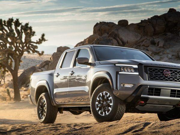 Nissan Frontier ปี 2022 ดูยอดเยี่ยม—แม้จะประกอบเพียงครึ่งเดียว