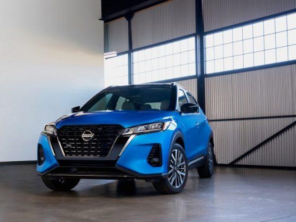 Nissan Kicks 2021 ได้รับการอัพเดตเพียงเล็กน้อยแต่น่าชื่นชม