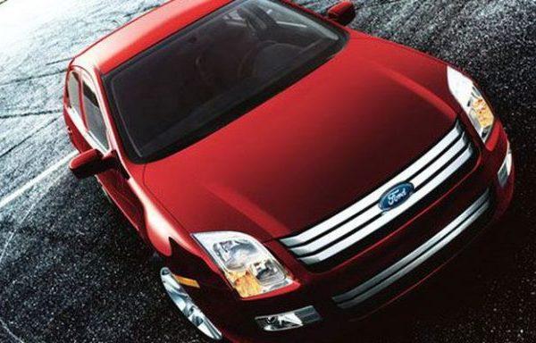 V6 รถเก๋งอเมริกันขนาดกลางปี 2007