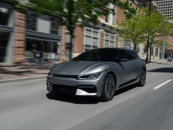 2022 Kia EV6: ลงที่บรอดเวย์