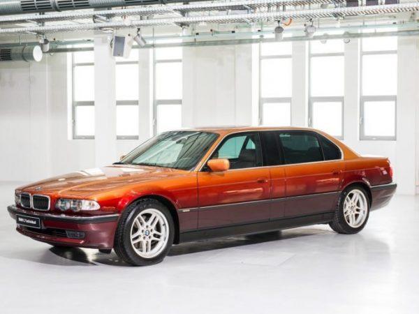 2000 BMW L7 โดย Karl Lagerfeld