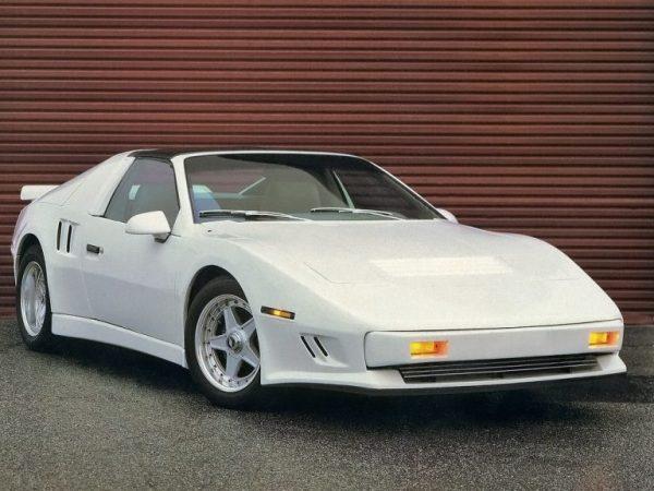Enterra Vipre สุดพิเศษในปี 1984 รถสปอร์ตสุดหรูของแคนาดา