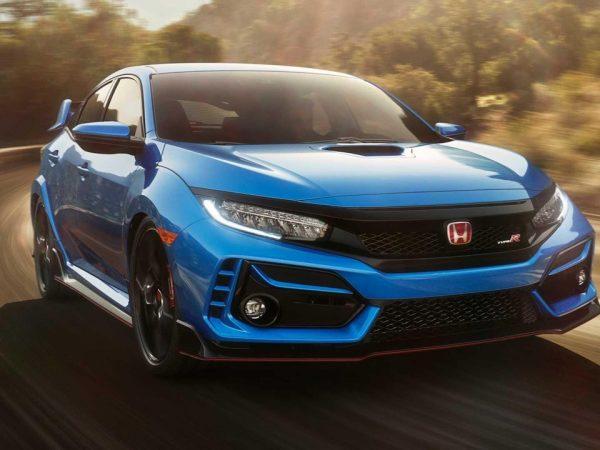 รถยนต์แห่งอนาคต: Honda Civic Type R ปี 2023 เป็นจรวดพกพาตลอดกาล วิวัฒนาการ