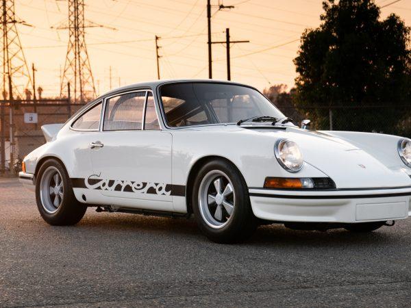 ซื้อรถปอร์เช่ 911 Carrera RSH 2.7 . ในปี 1973 นี้ไม่มีที่ติ