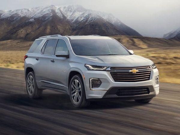 อัปเดต 2022 Chevrolet Traverse ราคาสูงกว่ารุ่นส่งออก
