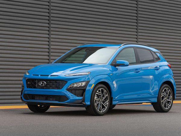 Hyundai ตั้งราคา 2022 Kona จาก $23,375