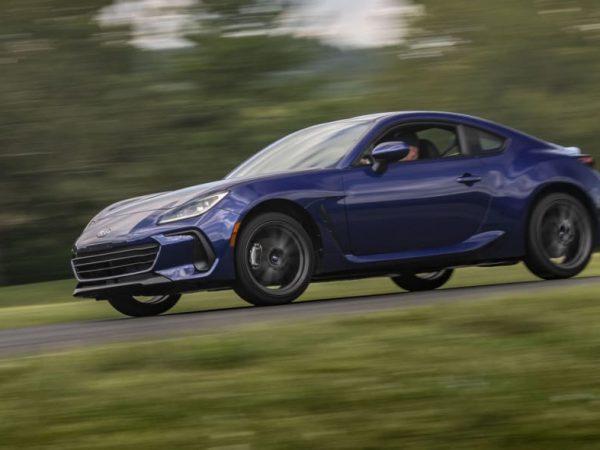 รีวิว Subaru BRZ ปี 2022 | เซฟรถสปอร์ต!