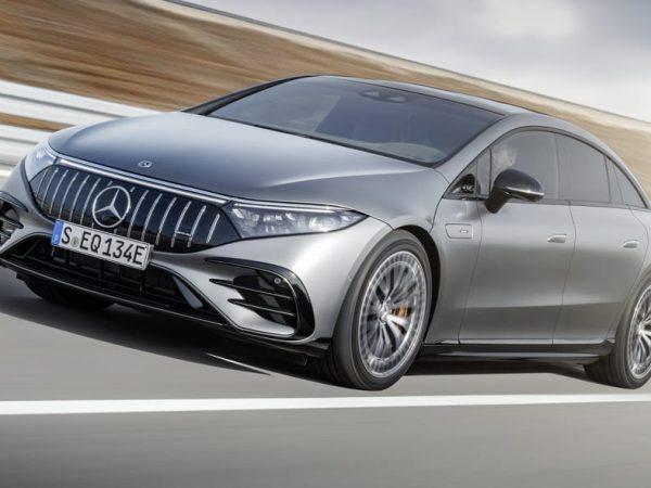 Mercedes-AMG EQS เอกลักษณ์เฉพาะที่สามารถให้กำลัง 751 แรงม้า